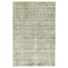 Icelandia Ocean Hand Knotted Wool/Viscose Rug