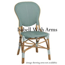 Isabell Arm Chair - Sage Green