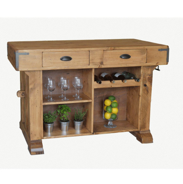 Santa Fe Kitchen ISland