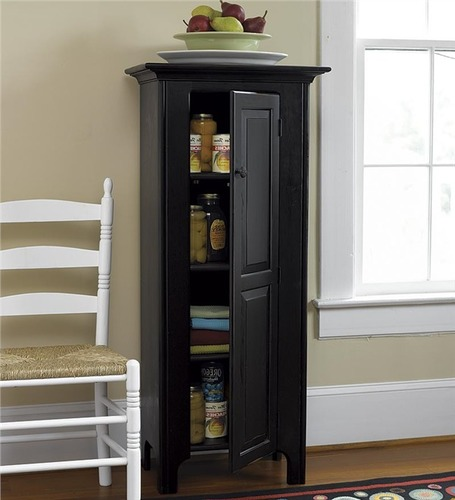 Jelly Cabinet In Black