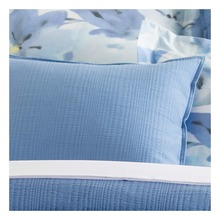 Kelly French Blue Matelasse Sham