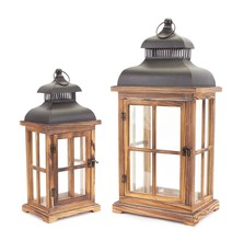 More about the 'Lantern (Set of 2) Natural/Black' product