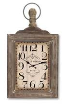 More about the 'Wall Mount Clock Grey/Brown' product