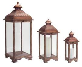 More about the 'Lantern (Set of 3) Copper/Natural' product