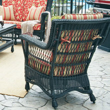 Outdoor Wicker Chair Legacy