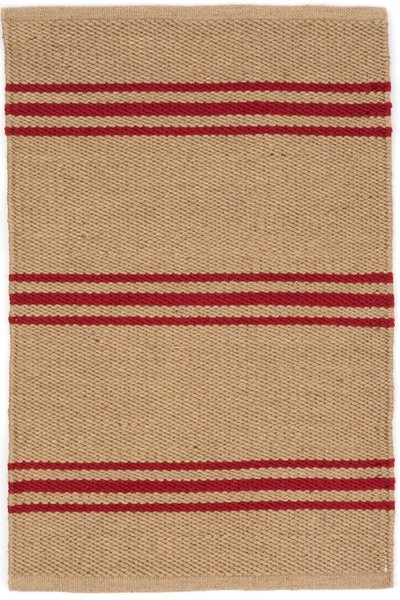 Lexington Red/Camel Indoor/Outdoor Rug
