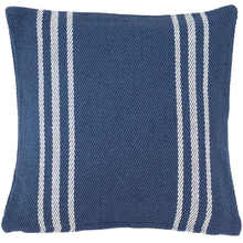 PCH indoor/outdoor Lexington Navy/White pillow
