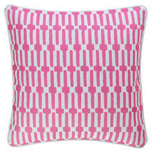 Pillow-Links Fuchsia