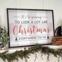 More about the 'A Lot Like Christmas Sign' product
