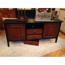 Madison Wide Screen TV Console