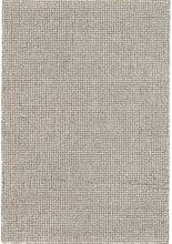 Matrix Grey Tufted Wool Rug