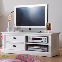 Medium Entertainment center in room