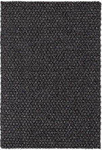 Mingled Rope Black/Ivory Indoor/Outdoor Rug