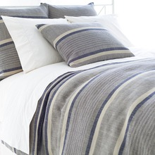 More about the 'Morocco Linen Indigo Duvet Cover by Pine Cone Hill' product