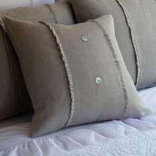 Hampton Porch Pillow Natural