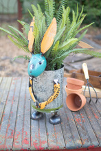 More about the 'Repurposed Military Canister Rabbit Planter' product