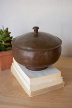 More about the 'Rustic Iron Round Container With A Lid' product