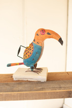 More about the 'Painted Iron Toucan Watering Can' product