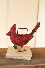 More about the 'Painted Iron Cardinal Watering Can' product