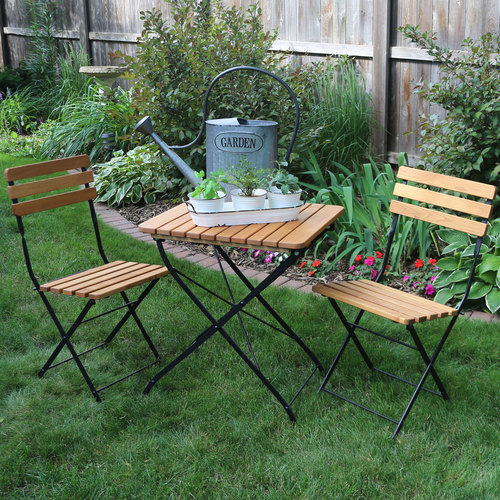 Haste Garden Nico Outdoor Folding Set