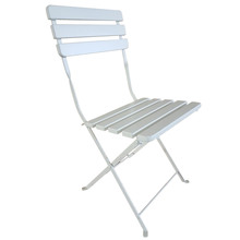 More about the 'Haste Garden White Nico Outdoor Folding Chair - EACH' product