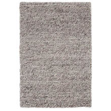 Niels Grey Hand Knotted Wool/Viscose Rug