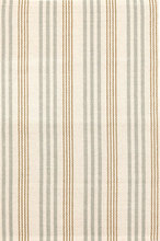 Olive Branch Woven Cotton Rug