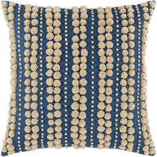 Omni Denim Natural Decorative Pillow