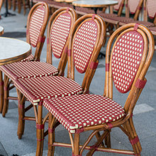 Parisian Chairs Burgundy
