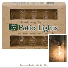 Patio Light set - Large bulb