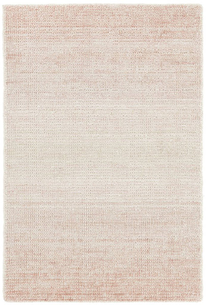 Pink Moon Cotton/Viscose Woven Rug