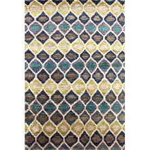 Prism Hand Knotted Jute Rug