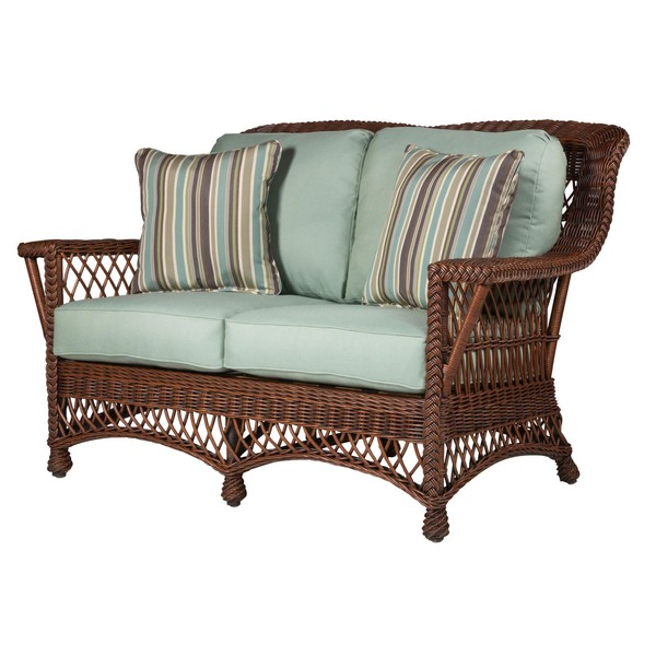 Rockport Loveseat Coffee