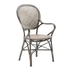 Rossini Arm Chair Taupe