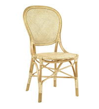 Rossinin Side Chair Natural