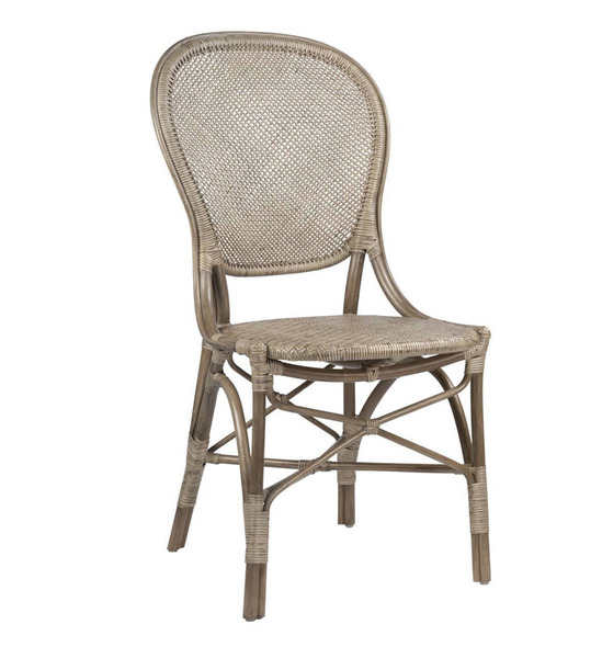 Rossini Side Chair Taupe