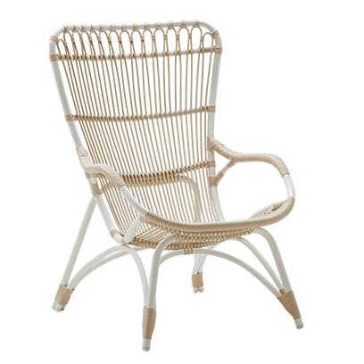 Monet Outdoor Highback Chair