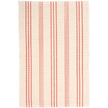 Skona Stripe Woven Cotton Rug by Dash & Albert