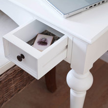 Cottage Secretary Desk drawer