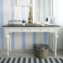 Console table in room