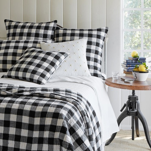 Parker Buffalo Check Quilt Bedding By Taylor Linens