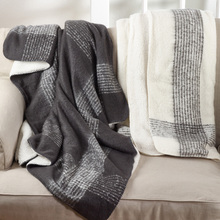 More about the 'Faux Mohair Sherpa Throw' product