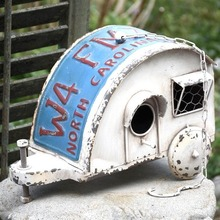 More about the 'Camper Birdhouse' product