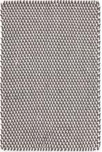 Two-Tone Rope Graphite/Ivory Indoor/Outdoor Rug