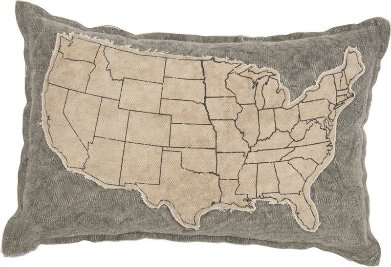 US Map by Primitives