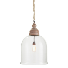 "More about the 'Vintner'S Cloche Pendant 26""' product"