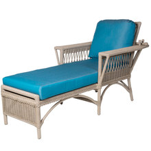 Windsor Chaise w/adj. back