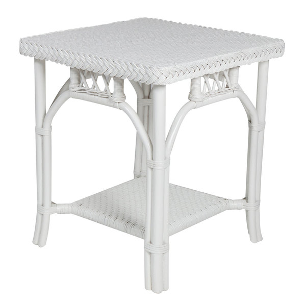 Windsor Side Table - White
