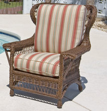 Bar Harbor Outdoor Wing chair