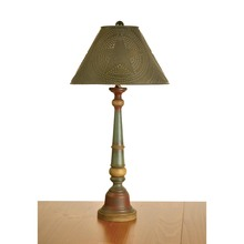 Jefferson Spindle Lamp